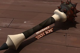 Demoman's Sticky Bone