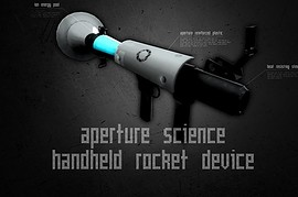 Aperture Science Handheld