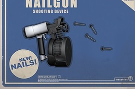 Nailgun Pistol Replacement