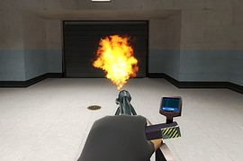 Halo Flamethrower