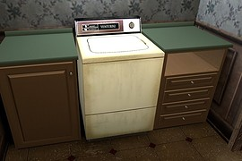 2 Laundry Room Cabinet Variations