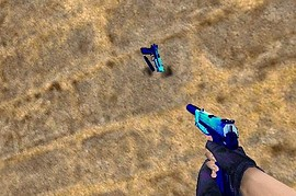 Usp blue alloys match with W model NOT AN UPDATE