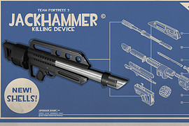 Jackhammer Killing Device