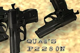 Quad's p228 on ftp's anims