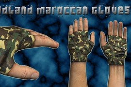 DoOrDie_Presents_Maroccan_Woodland_Camo_gloves