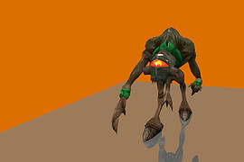 HD Vortigaunt with HL2 Head