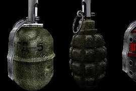 S.T.A.L.K.E.R. Grenades Pack