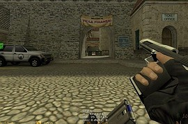 Two-tone Deagle on Quads Anims