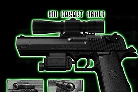 Jarhead and Ciganos Tactical Deagle