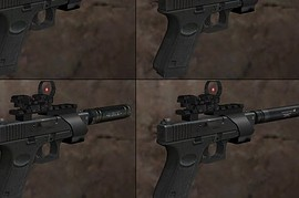 MK'S fury glock 19 FIXED