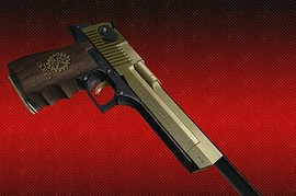 The General Deagle (CZ edition)