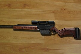 Wood Scout Remington esque