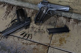 Smith and Wesson MK.22