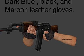 Blue,_black,_and_maroon_leather_gloves