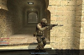 Six-colour_Desert_Camo_M4A1