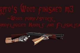 M3 Wood finished