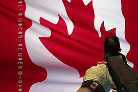 Punisherґs_Canadian_Camo_Gloves