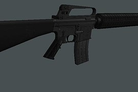 M16A2 Unscoped