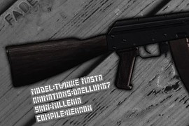 Updated.Millenia s AK47 with DaEllum67 s Anims