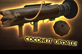 The Coconut Launcher