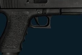 Smooth Texture Glock With CZ Gloves