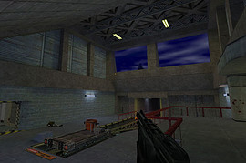 Lost In Black Mesa