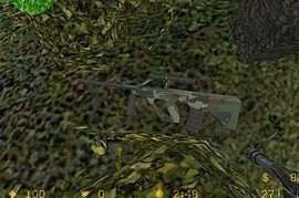 Ergue Woodland AUG Camo
