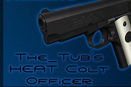 The Tub's HEAT Colt Officer