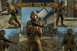 Wehrmacht_Tropical_Uniform