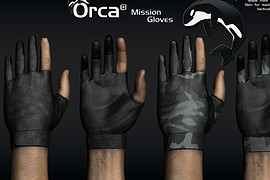 First_ORCA®_Mission_Gloves