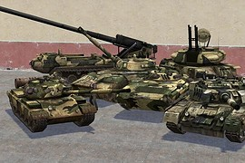 World in Conflict USSR Pack