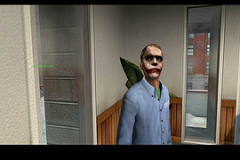 Joker hostage