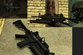 M4A1 Max w working