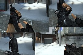 M4A1_Max_(working_LAM)_mullet+strikerwolf_anims