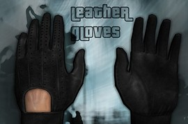 Happy_Camperґs_Leather_Gloves