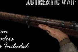 Authentic_War-Torn_M1_Garand