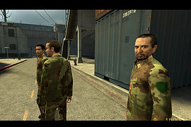 Italian Army Hostages