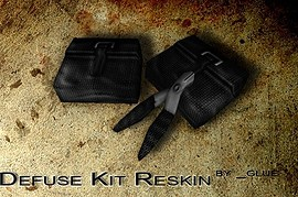 Glue s Defuse Kit HD Reskin