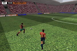 International Online Soccer 2.0