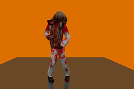 HL2 Scientist Zombies for HL1