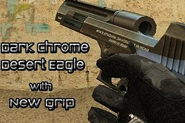 Dark Chrome Deagle v.1