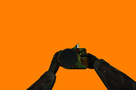 HL2 Slam with Laser + textures