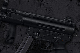HK MP5K on WorldCrafter s Anims