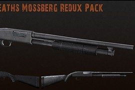 Anti-Death Mossberg Redux Pack