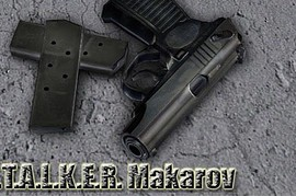 Stalker Makarov (fixed)