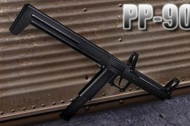 TehSnake s PP-90 (old anims)