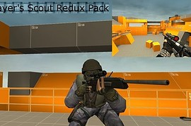 Black Scout Redux Pack