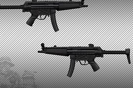 Mp5 Eviltiki100 Animations