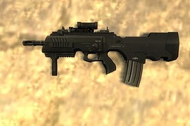 Prototype 4 Assault Rifle