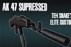 AK 47 Silencer available